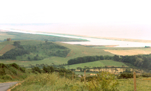 Abbotsbury Hill and Chesil Bank